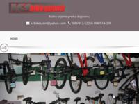 Slika naslovnice sjedišta: k1bikesport.hr (http://www.k1bikesport.hr/)
