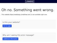Slika naslovnice sjedišta: Web design & development (http://webdizajn.jimdo.com)