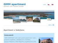 Slika naslovnice sjedišta: GMM Sukošan (http://www.gmm-sukosan.com/hr/)