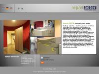 Slika naslovnice sjedišta: Repro studio Aster (http://www.aster.hr/)