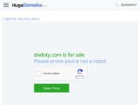 Frontpage screenshot for site: Nosiljke za bebe i platnene pelene (http://www.dodoty.com)