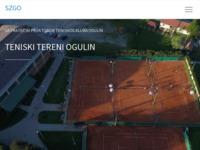 Slika naslovnice sjedišta: Športska zajednica grada Ogulina (http://www.szgo.hr/)