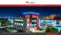 Frontpage screenshot for site: AB Gradnja d.o.o. (http://www.ab-gradnja.hr)