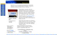 Slika naslovnice sjedišta: Ferrum d.o.o. (http://www.ferrum.hr)