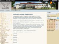 Slika naslovnice sjedišta: Osnovna škola Oroslavje (http://www.os-oroslavje.hr)