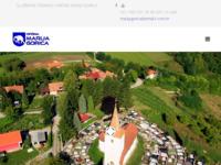 Slika naslovnice sjedišta: Marija Gorica (http://www.marija-gorica.hr/)