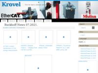 Frontpage screenshot for site: Krovel d.o.o. (http://www.krovel.hr)
