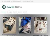 Slika naslovnice sjedišta: Kamen Zelina (http://www.kamen-zelina.hr/)