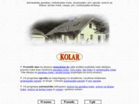 Slika naslovnice sjedišta: Kolar garazna vrata (http://www.inet.hr/~jakolar)