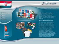 Slika naslovnice sjedišta: Valentino - zastave i pribor za zastave (http://www.zastave.com/)