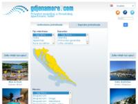 Slika naslovnice sjedišta: Gdje na more (http://www.gdjenamore.com)