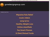 Slika naslovnice sjedišta: Gore DizajnGrupa (http://www.goredesigngroup.com)