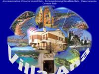 Frontpage screenshot for site: Villa Ana - otok Rab (http://free-ri.htnet.hr/villa-ana/)
