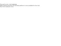 Slika naslovnice sjedišta: IBM Hrvatska (http://www.hr.ibm.com)