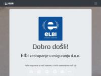 Slika naslovnice sjedišta: Osiguranje - zastupanje u osiguranju (http://www.elbi.hr)