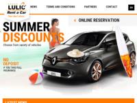 Slika naslovnice sjedišta: Lulic d.o.o. Zadar (http://www.lulic.hr)
