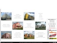 Frontpage screenshot for site: Adam gradnja d.o.o. (http://www.adamgradnja.hr/)