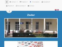 Slika naslovnice sjedišta: Medicinska škola Ante Kuzmanića Zadar (http://www.medskolazd.hr)