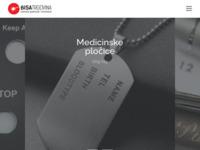 Frontpage screenshot for site: Lasersko graviranje i  izrezivanje, Bisa-trgovina d.o.o. (http://lasersko-graviranje.bisa.hr/)