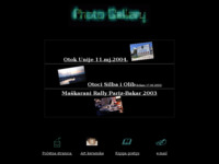 Frontpage screenshot for site: Otok Unije (http://www.inet.hr/~tgaspari/photo/Unije_cro.html)