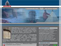 Frontpage screenshot for site: Aktoterij d.o.o. (http://www.akroterij.hr/)