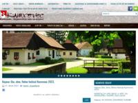 Slika naslovnice sjedišta: Kumrovec (http://www.kumrovec.hr/)