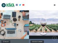 Slika naslovnice sjedišta: Istarska razvojna agencija (http://www.ida.hr)