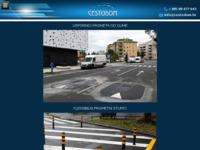 Frontpage screenshot for site: Cestodom (http://www.cestodom.hr/)