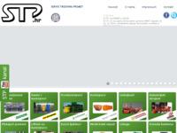 Slika naslovnice sjedišta: STP d.o.o. (http://www.stp-croatia.com)