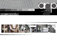 Slika naslovnice sjedišta: Arhitektura Petrinjak d.o.o. (http://www.arp-petrinjak.hr)