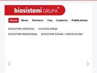 Slika naslovnice sjedišta: Biosistemi (http://www.biosistemi.hr/)