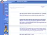 Frontpage screenshot for site: Hrvatska kulturna zajednica u Švicarskoj (http://www.hkz-kkv.ch/)