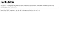 Slika naslovnice sjedišta: Autoškola MB d.o.o., Nova Ves 29 (http://www.autoskola-mb.hr/)