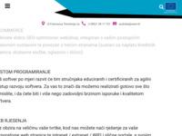 Slika naslovnice sjedišta: WEB Marketing (http://www.wem.hr)