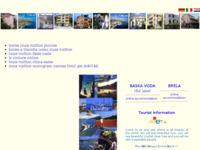 Frontpage screenshot for site: Apartmani - Baška voda, brela (http://www.dalmatia-channel-of-brac.com)