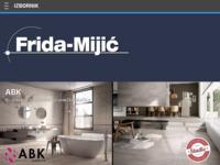 Slika naslovnice sjedišta: Salon keramike Frida Mijić, Zagreb, Kobiljak (http://www.frida-mijic.hr)