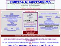 Slika naslovnice sjedišta: Portal o sastancima (http://www.portalalfa.com/sastanci)