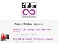 Slika naslovnice sjedišta: EduKon d.o.o. (http://www.edukon.hr)