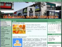 Slika naslovnice sjedišta: Osnovna škola Vladimira Nazora, Crikvenica (http://www.skola-nazor.hr)