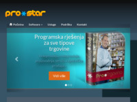 Slika naslovnice sjedišta: Pro-Star d.o.o. (http://www.pro-star.hr)