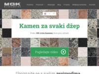 Slika naslovnice sjedišta: MGK Klesarstvo - Varaždin (http://www.mgk-klesarstvo.com)