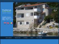 Frontpage screenshot for site: Lastovo - apartmani Victoria (http://www.inet.hr/~anibulja/)