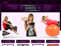 Slika naslovnice sjedišta: Barta d.o.o Zagreb (http://www.barta.hr/)