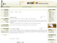 Frontpage screenshot for site: Cro-climbing.com (http://cro-climbing.com/)