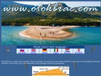 Slika naslovnice sjedišta: Apartmani na otoku Braču (http://www.otokbrac.com/)