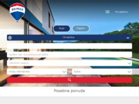Frontpage screenshot for site: RE/MAX Croatia (http://www.remax.hr)