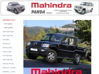 Slika naslovnice sjedišta: Mahindra Hrvatska (http://www.mahindra.panda.hr/)