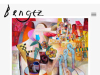 Frontpage screenshot for site: Bengez - art (http://www.bengez-art.com)