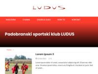 Slika naslovnice sjedišta: Padobranski sportski klub Ludus (http://www.skydiveludus.com)
