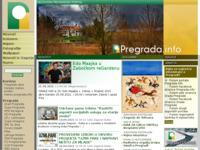 Slika naslovnice sjedišta: Pregrada.info - Nezavisni pregradski portal (http://www.pregrada.info)